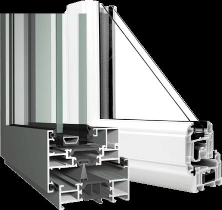 Aluminium & uPVC Window profiles