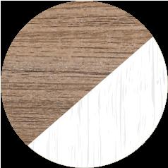 Anteak & White Grain