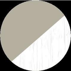 Pebble Grey & White Grain