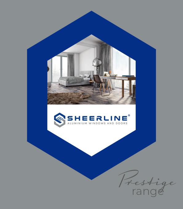 Sheerline Prestige Brochure Cover